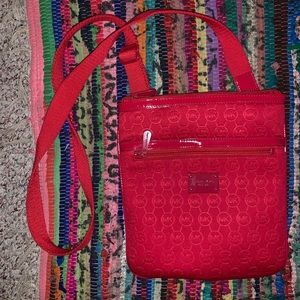 ❣️Michael Kors Red Crossbody Purse ❣️